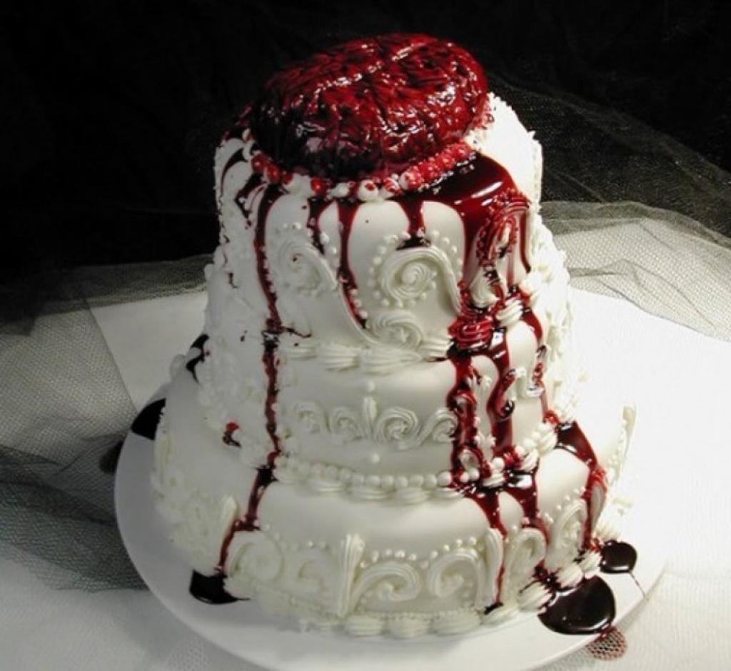 worst wedding cakes